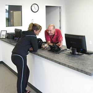 Customer Service at Manassas, VA.
