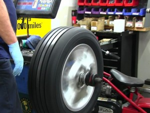 Tire Balancing in Manassas, VA at Coho Auto Repair.
