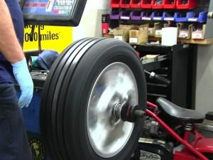 Wheel Balancing & Mounting