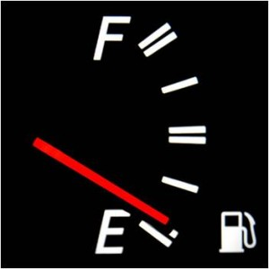 Gas Saving Myths Empty Tank