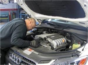 Audi repairs and maintenance in Manassas VA