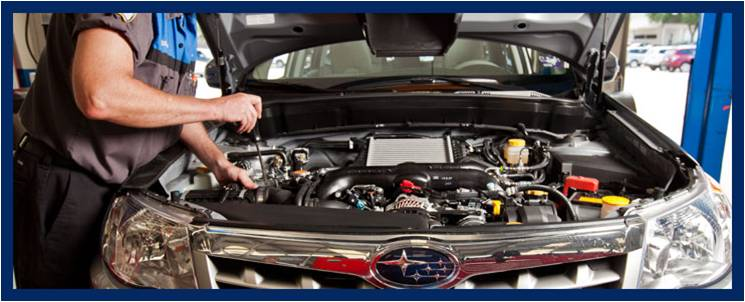 Subaru repair shop and mechanic in Manassas, VA