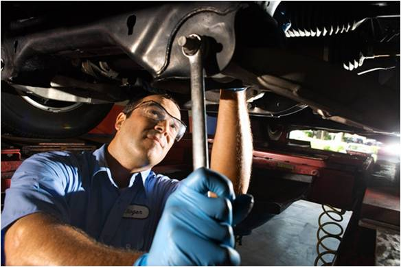 Chevrolet repairs and maintenance in Manassas, VA