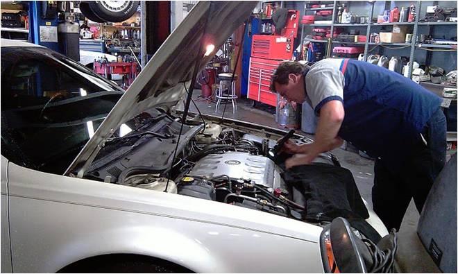 Maintenance and repair for Cadillac cars in Manassas, VA