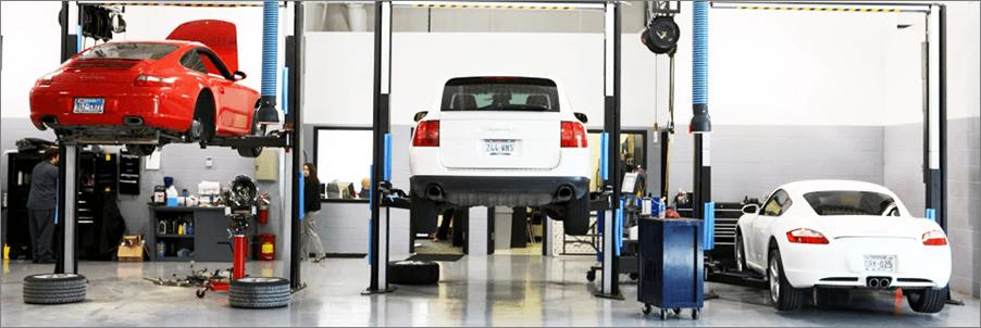 Porsche repair shop and mechanic in Manassas, VA