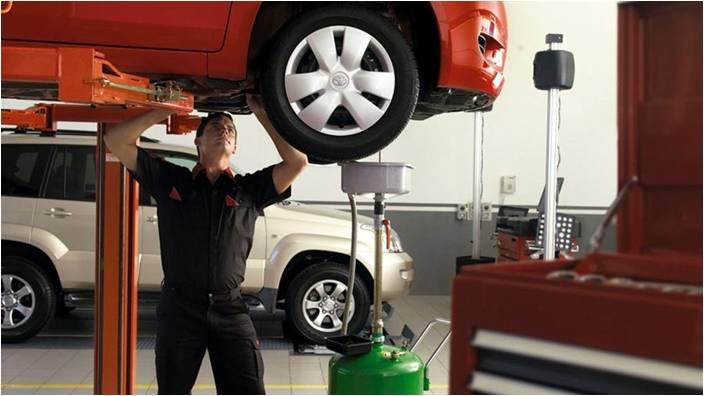 Toyota repairs in Manassas, VA.