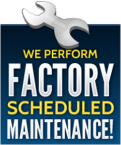 Scheduled Services for BMW in Manassas VA