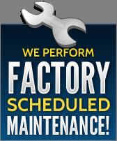 Subaru scheduled factory maintenance in Manassas, VA.