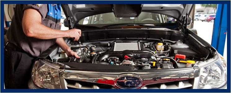 Subaru repair shop and mechanic in Manassas, VA