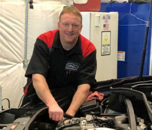 Rod the mechanic in Manassas, VA.